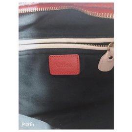 Chloé-Handbags-Red