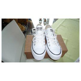 Converse-all star-White