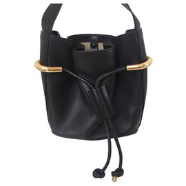 Chloé-Emma model Chloé bag-Black