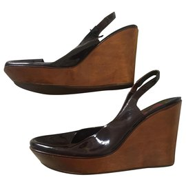 Chloé-Chloé shoes-Dark brown