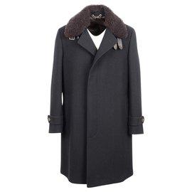 Gucci-Gucci coat new-Black