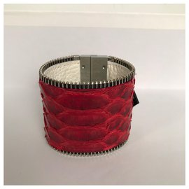 Autre Marque-Bracelets-Rouge