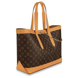 Louis Vuitton-Louis Vuitton Cabas new-Brown