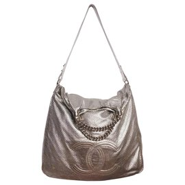 "Chanel-Chanel bag limited edition ""Rodeo Drive""-Metallic"