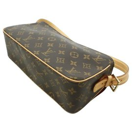 Louis Vuitton-Louis Vuitton Viva cité MM-Brown