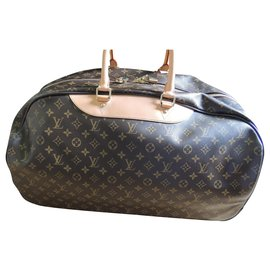 Louis Vuitton-LOUIS VUITTON BAGAGE EOLE 60-Brown