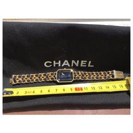 Chanel-Fine watches-Golden