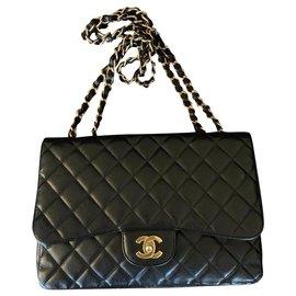 Chanel-Chanel Jumbo-Black