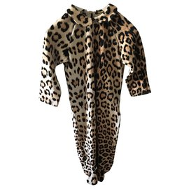 Roberto Cavalli-Pijama-Light brown