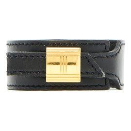 Hermès-ARTEMIS BLACK GOLD-Noir,Doré