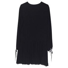 Dsquared2-Robes-Noir