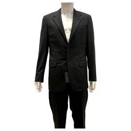 Prada-Dark grey sartorial suit-Dark grey