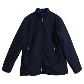 Burberry-Jackets-Blue