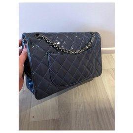 Chanel-Chanel 2.55-Bleu