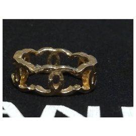 Chanel-Rings-Golden