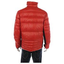 Michael Kors-Blazers Jackets-Black,Orange