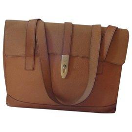 Céline-Hand bags-Caramel