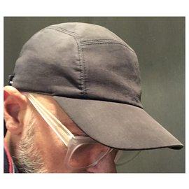 Hermès-Hats Beanies-Navy blue
