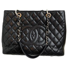 Chanel-Chanel big shopping-Black