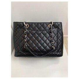 Chanel-Chanel Grand Shopping-Noir