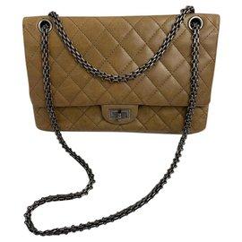 Chanel-Chanel Reissue 2.55-Beige