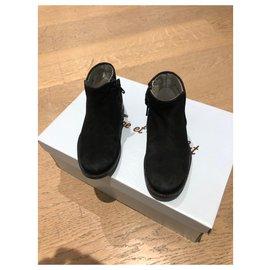 Tartine et Chocolat-Boots-Black
