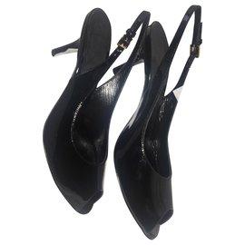 Tom Ford-Heels-Black
