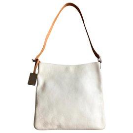Céline-Handbags-Eggshell