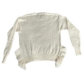 Essentiel Antwerp-Knitwear-White