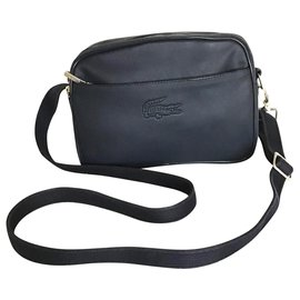 Lacoste-Bags Briefcases-Navy blue