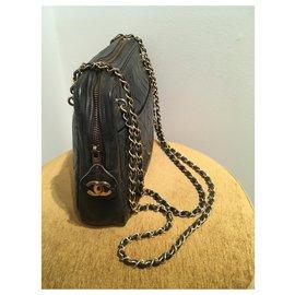 Chanel-CAMELLIA-Black