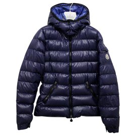 Moncler-Moncler BADY Real Down Jacket-Blue