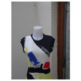 Céline-Robes-Multicolore