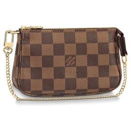 Louis Vuitton-Mini Pochette LV new-Brown