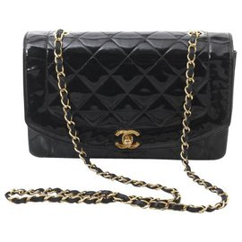 Chanel-Chanel Diana-Noir