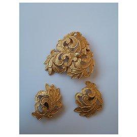 Yves Saint Laurent-SET-Golden