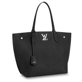 Louis Vuitton-Louis Vuitton nouveau hnadbag-Noir
