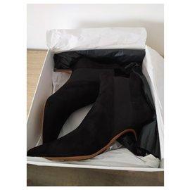 Céline-Céline boots-Black