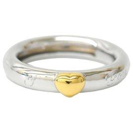 Tiffany & Co-TIFFANY & CO. Yellow gold ring-White