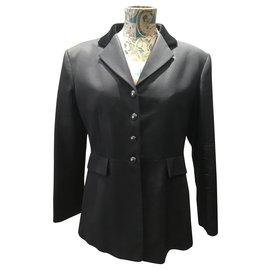 Hermès-Blazer-Black