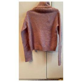Acne-Knitwear-Pink