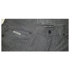 Karl Lagerfeld-Pants-Dark grey