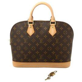 Louis Vuitton-Louis Vuitton Alma-Marron