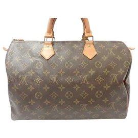 Louis Vuitton-Louis Vuitton Speedy 30-Brown