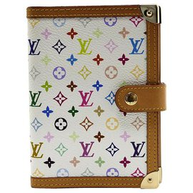 Louis Vuitton-Porte-cartes Louis Vuitton-Blanc
