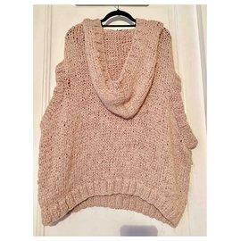 Mes Demoiselles ...-Knitwear-Pink