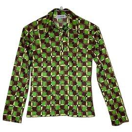 Parosh-Patterned shirt-Multiple colors