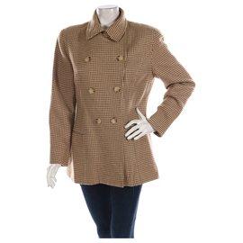 Ralph Lauren-Coats, Outerwear-Brown,Multiple colors,Beige