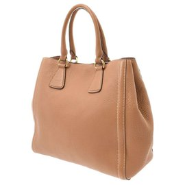 Prada-Prada Handbag-Brown