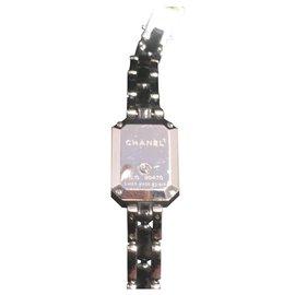 Chanel-Premiere-Black,Silvery